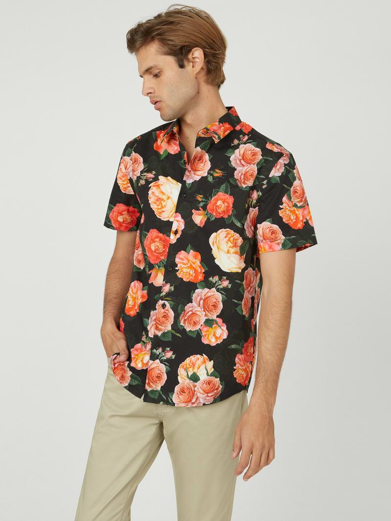 Nathan Floral Shirt