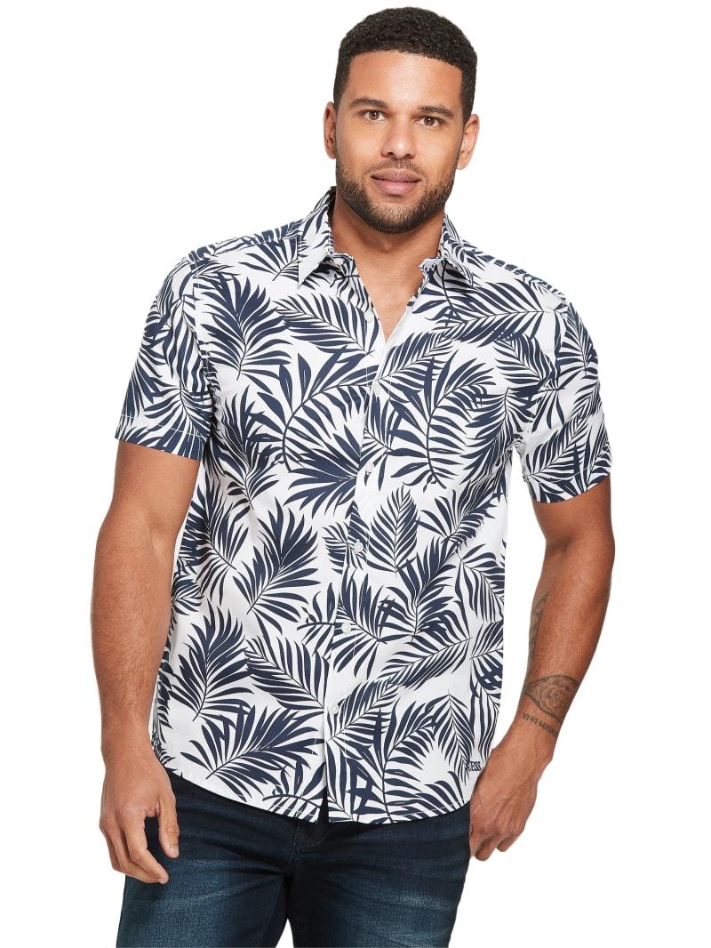 Ralph Palm Print Shirt