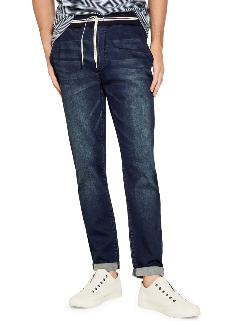 Roth Super-Stretch Modern Skinny Jeans