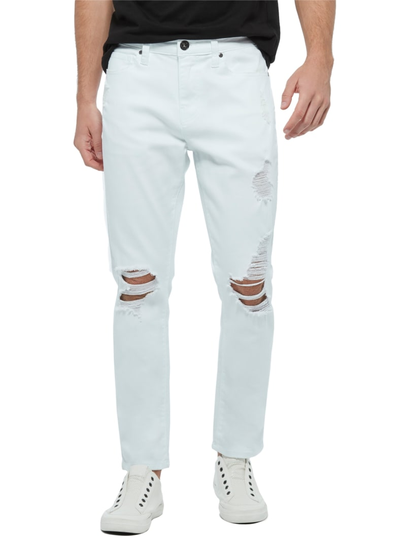 Coolidge Skinny Cropped Jeans