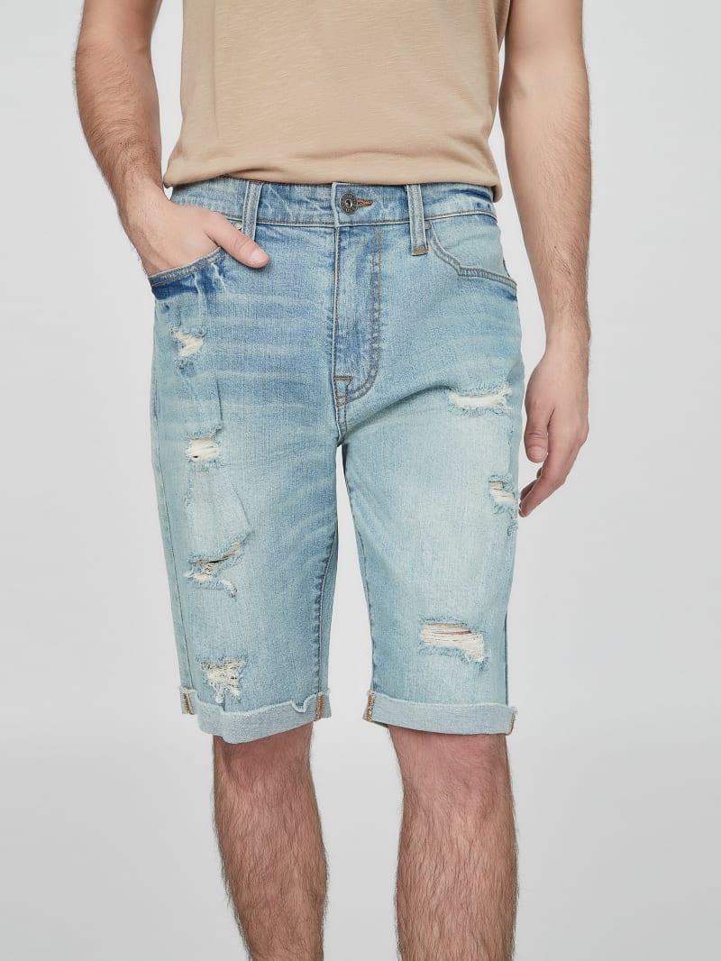 Abby Denim Shorts