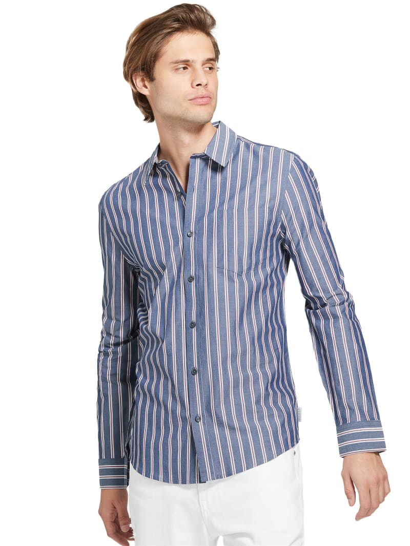 Aubrey Striped Shirt