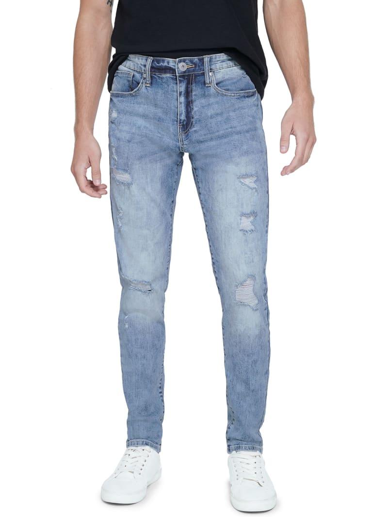 Tommy Destroyed Skinny Jeans