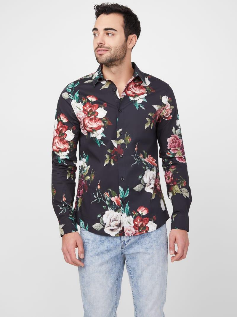 Ernest Floral Shirt