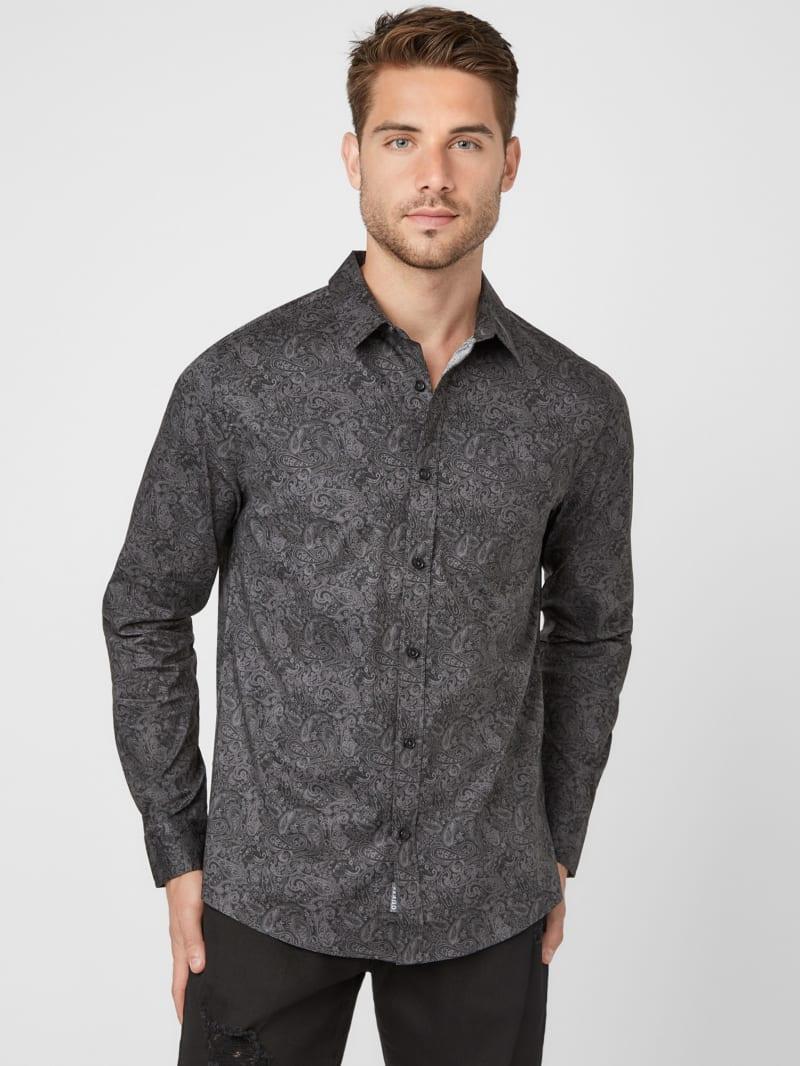 Nilligan Paisley Shirt