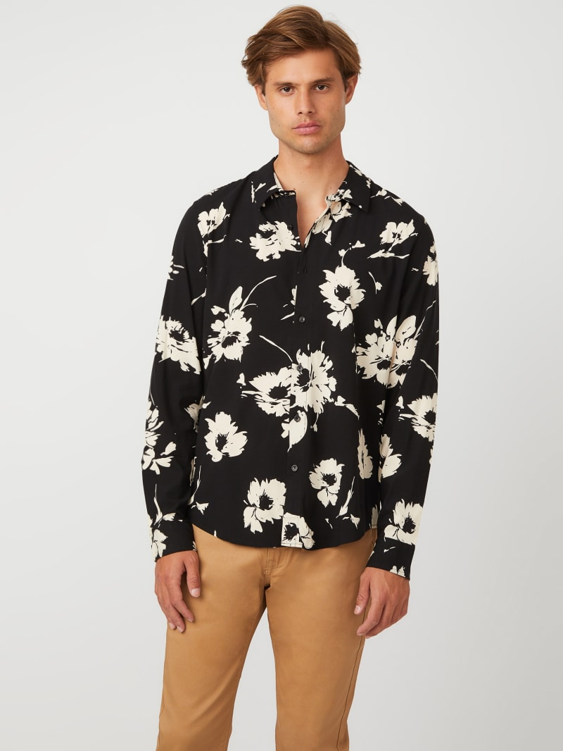 Mando Floral Printed Shirt