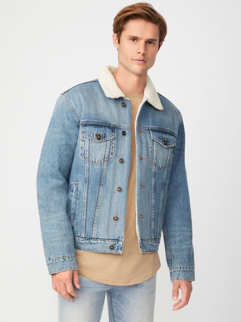 Braun Sherpa Jacket