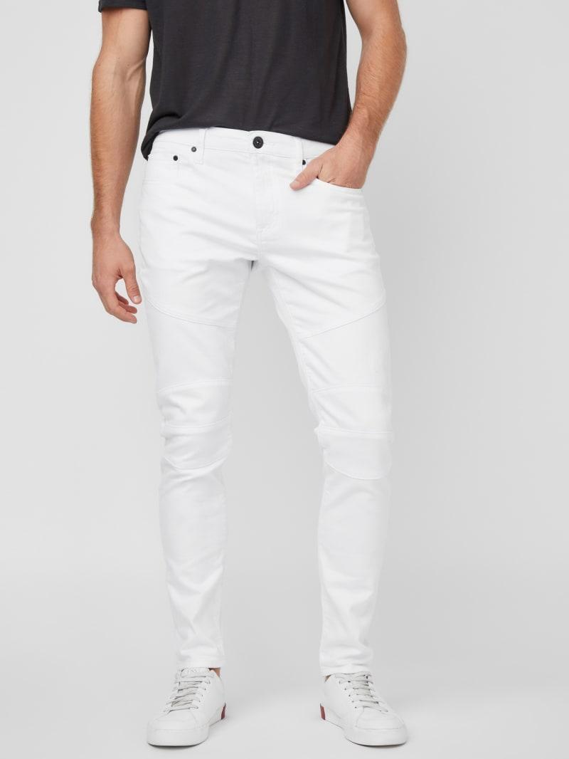 Julian Moto Modern Skinny Jeans