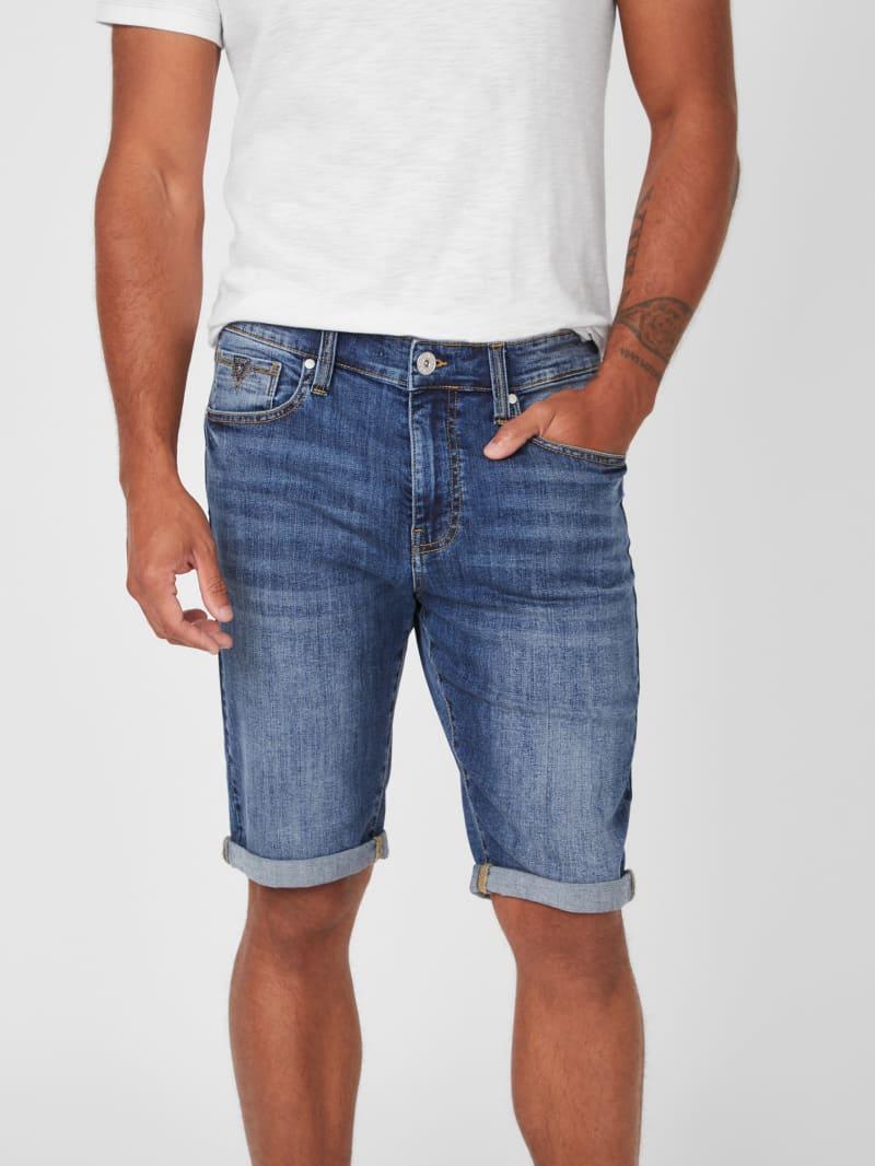 Estrada Denim Shorts