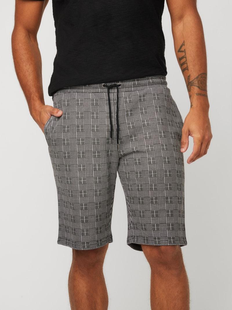 Martyn Plaid Shorts