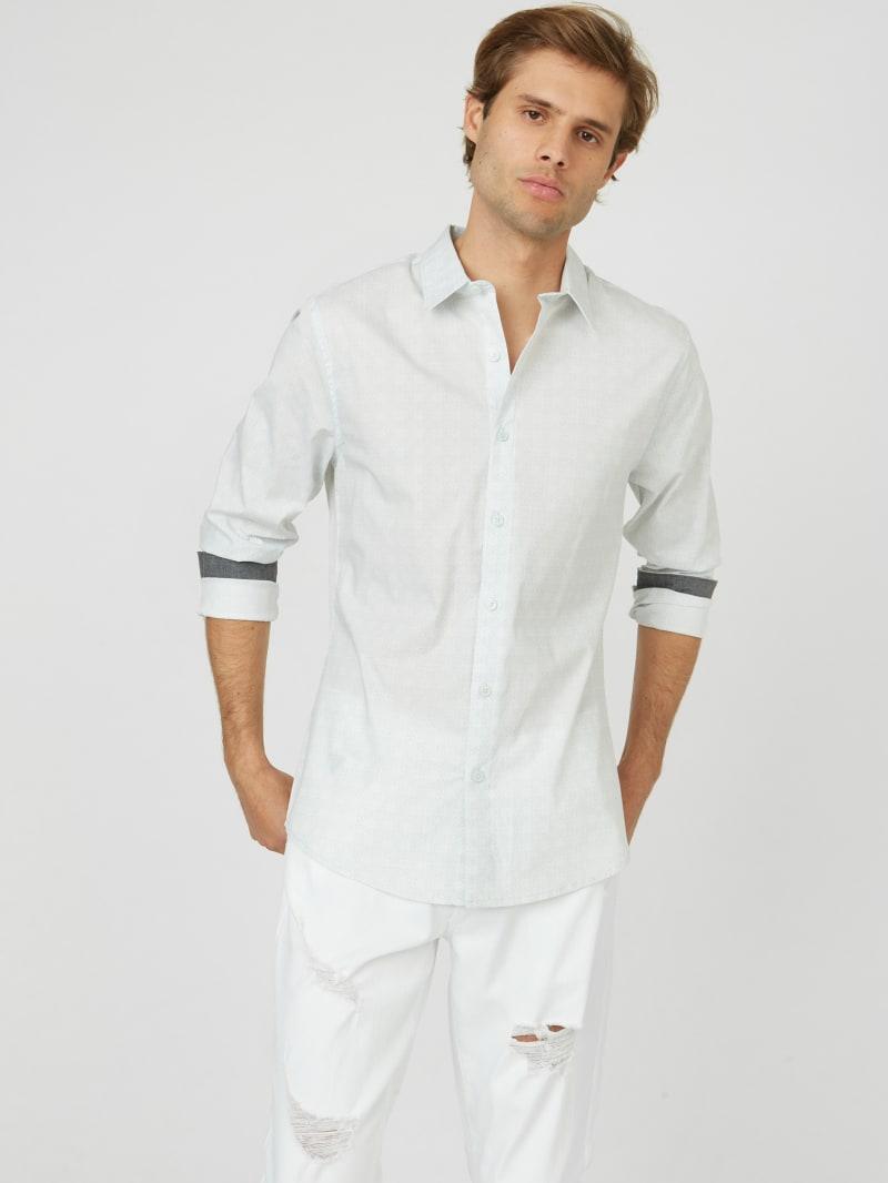 Derek Geo Print Shirt