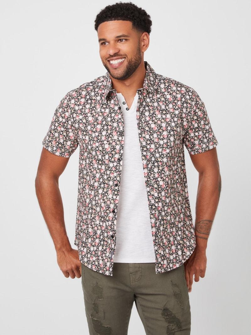Ronald Floral Shirt