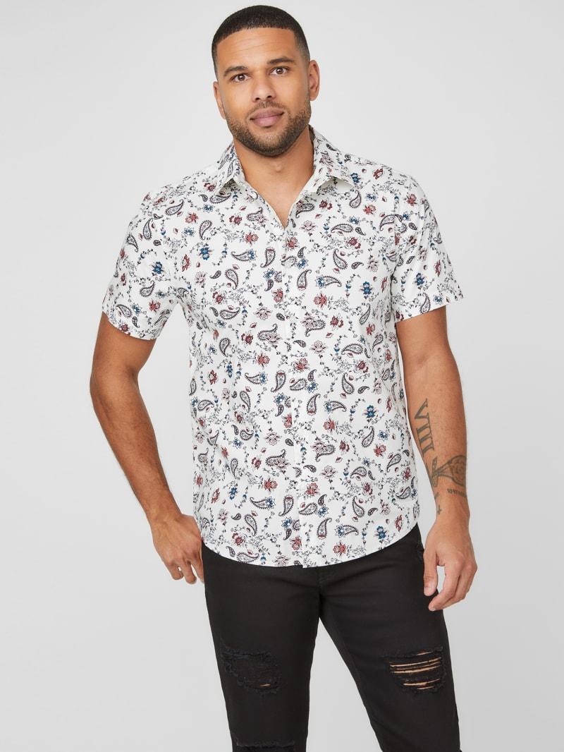 Ramo Paisley Shirt
