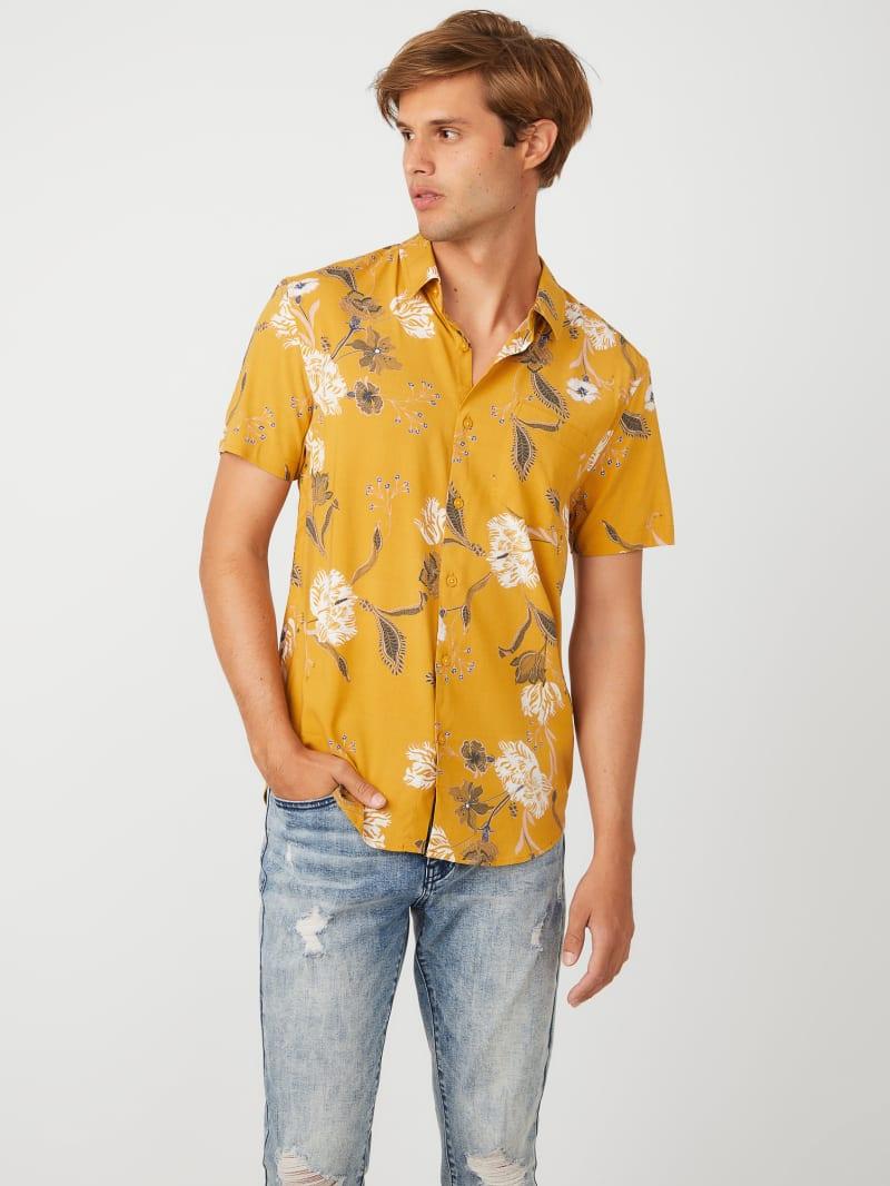 Quamayne Floral Shirt