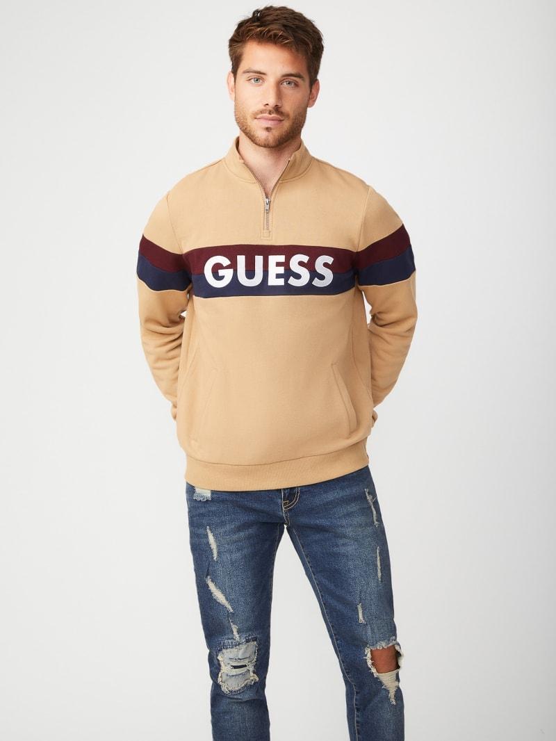 Kaiden Half-Zip Sweatshirt