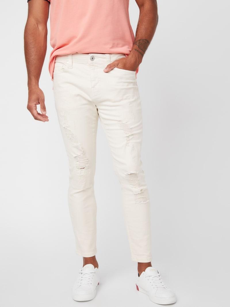 Brad Skinny Crop Jeans