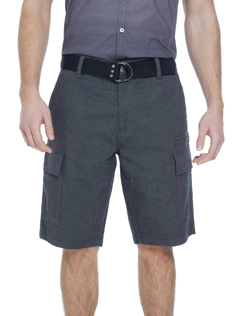 Steele Textured Cargo Shorts
