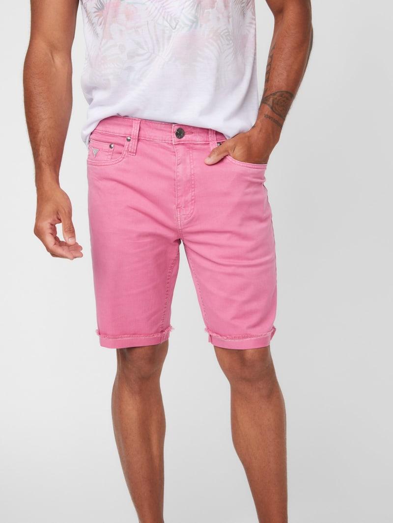 Marquez Dyed Denim Shorts