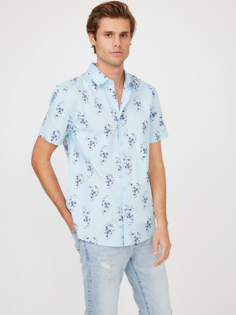 Chase Floral Shirt