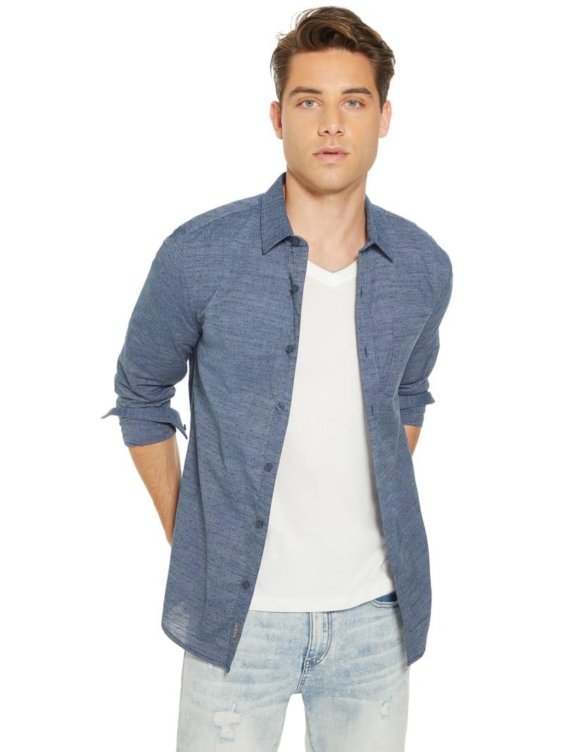 Ryder Dobby Geo Shirt