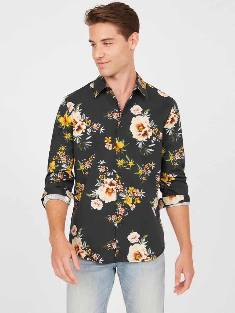 Ashton Floral Shirt
