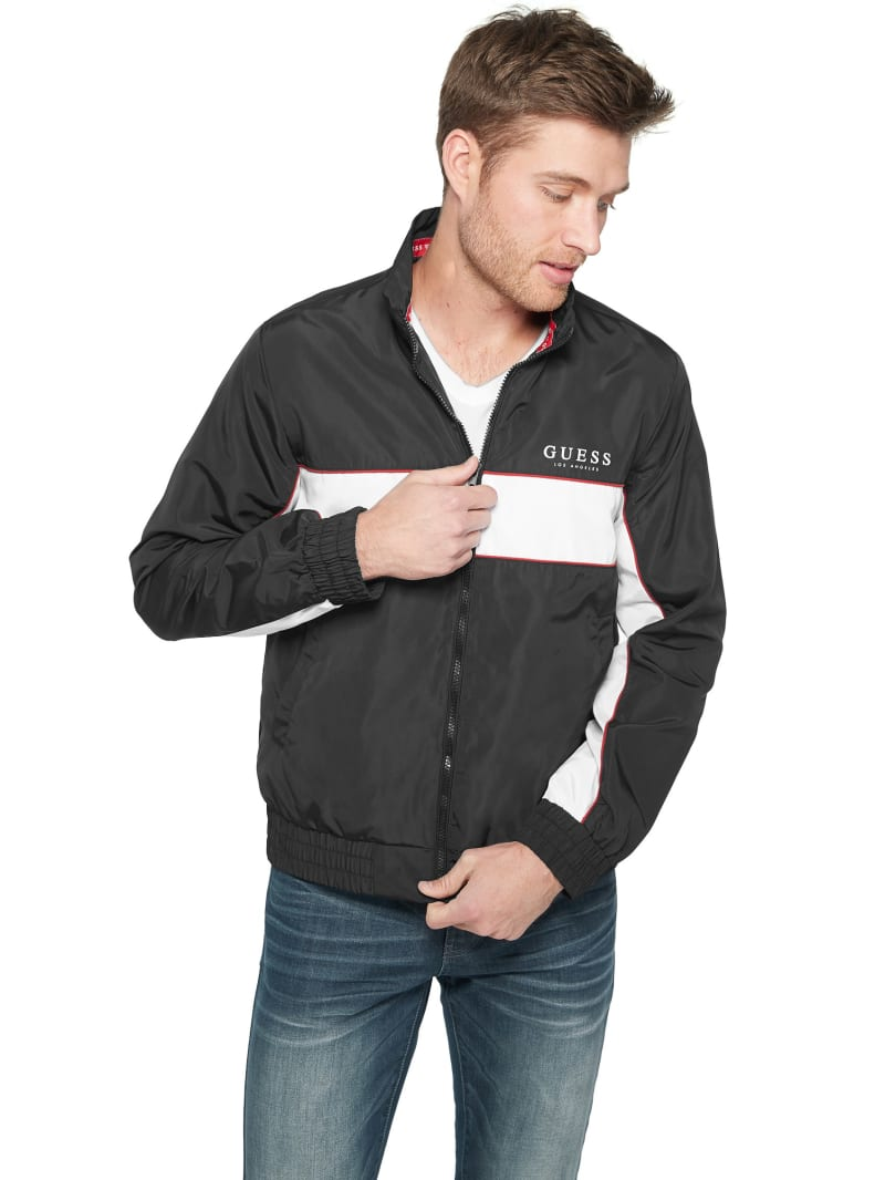 Andy Color-Block Jacket