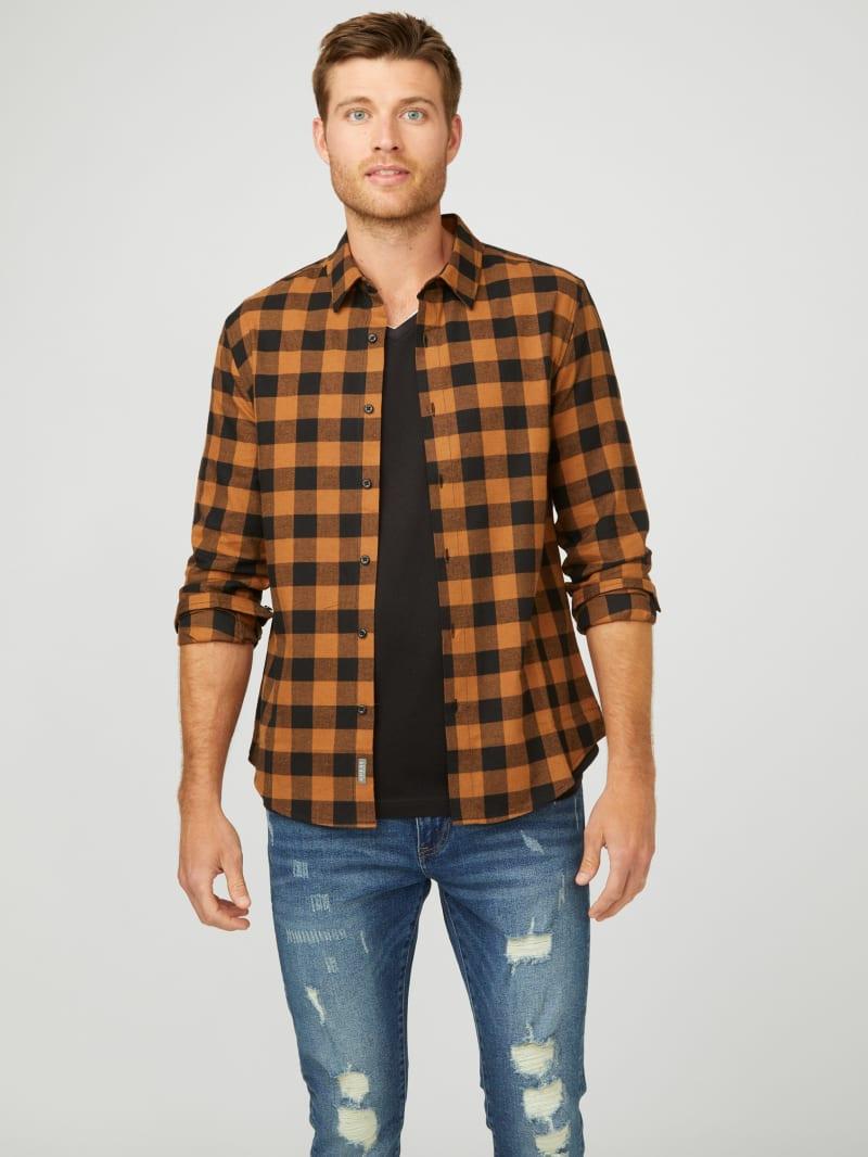 Gabe Plaid Shirt