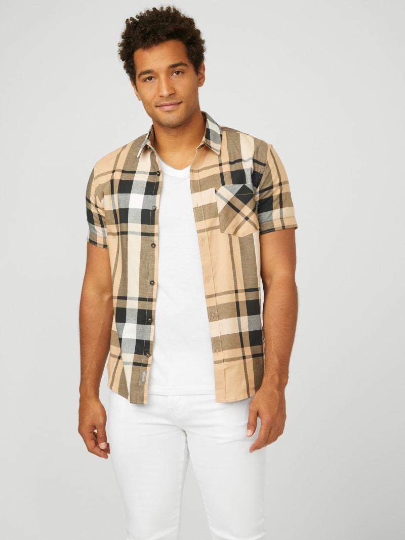 Hertz Plaid Shirt