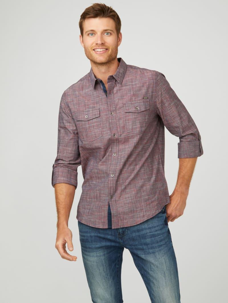 Jared Woven Shirt