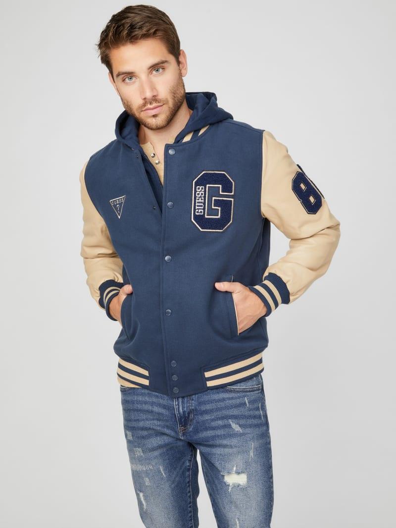 Kenneth Varsity Jacket