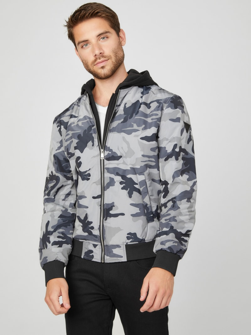 Larson Camo Jacket