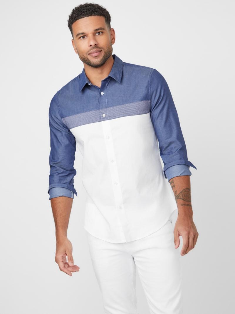 Caprio Color-Block Shirt