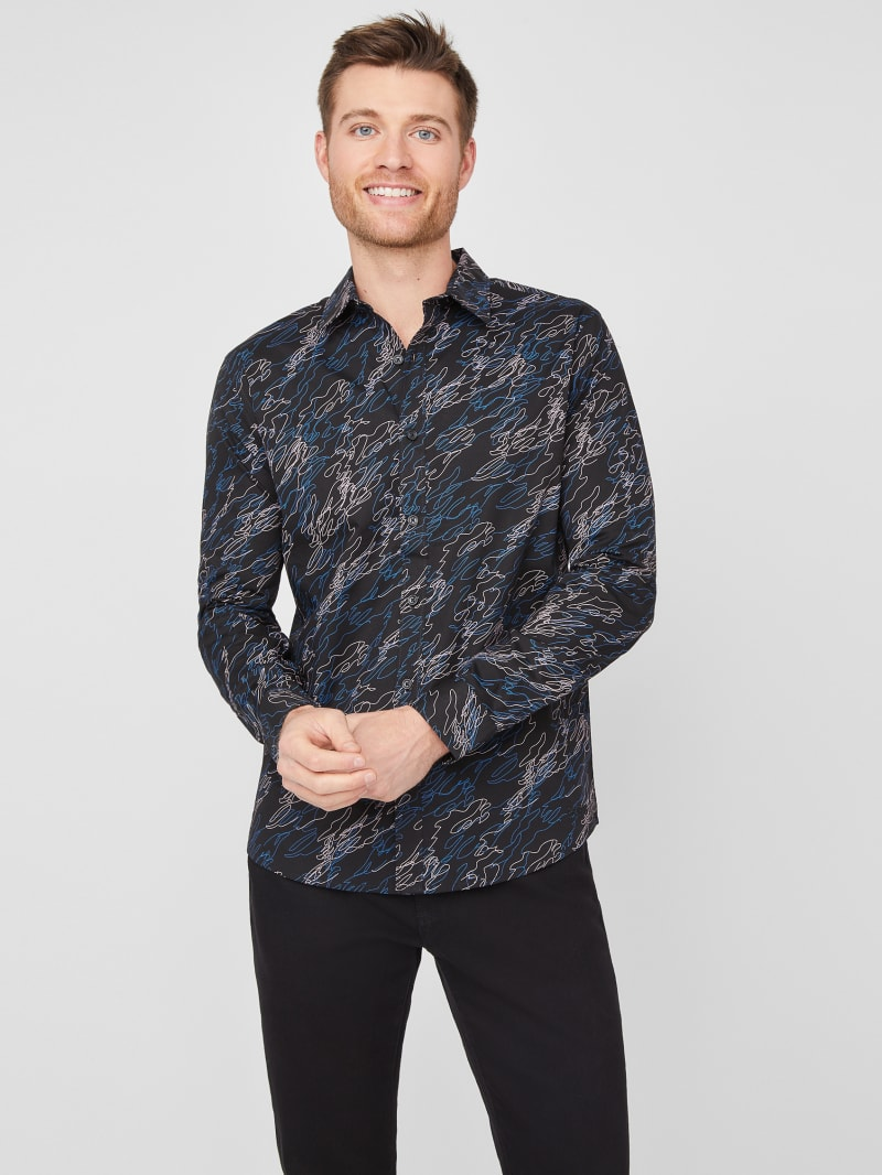 Rhett Printed Shirt