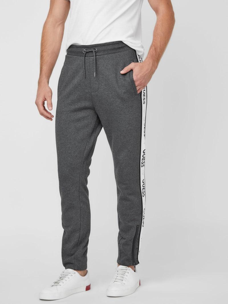 Kevyn Logo Tape Sweatpants