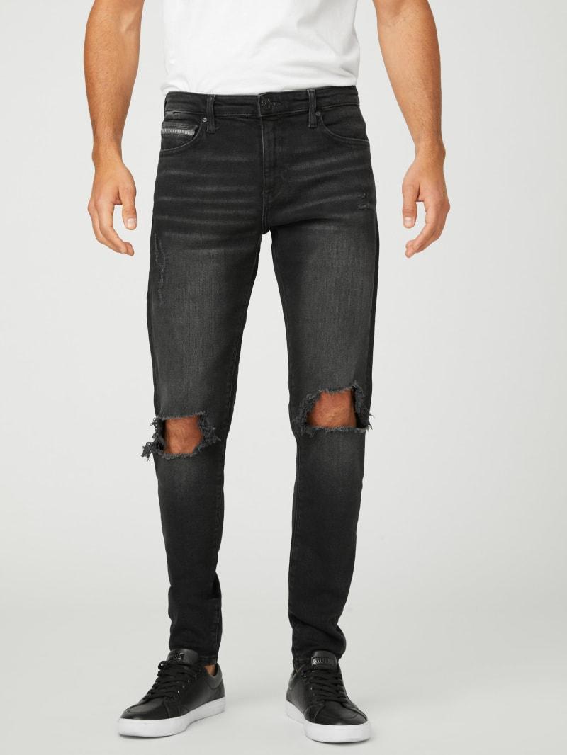 Eco Jake Destroyed Modern Skinny Jeans