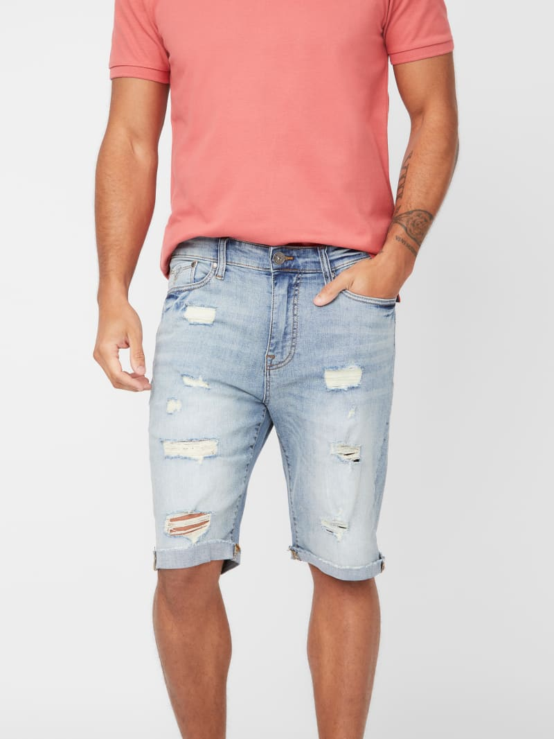 Estrada Rolled Shorts