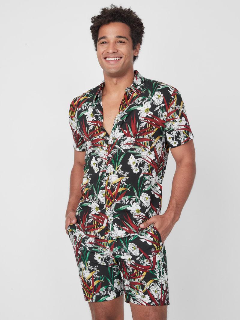 Jace Tropical Shirt