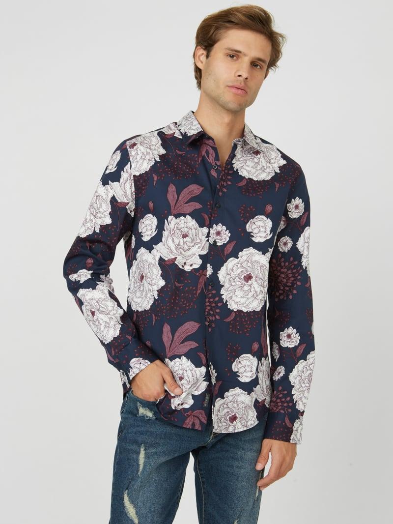Tavor Floral Shirt