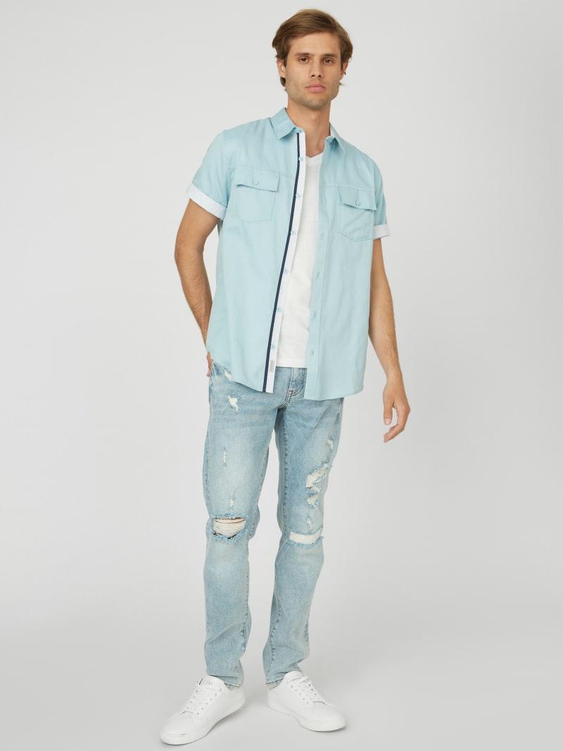 Angel Dobby Shirt