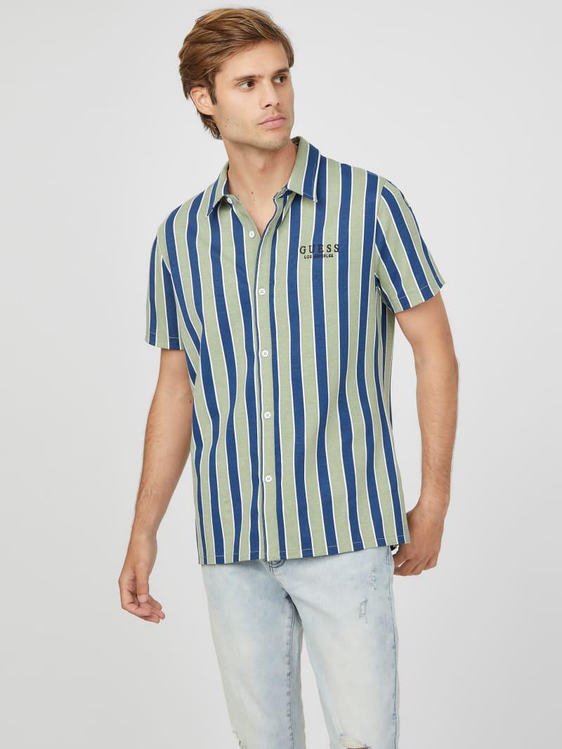 Gholson Striped Shirt