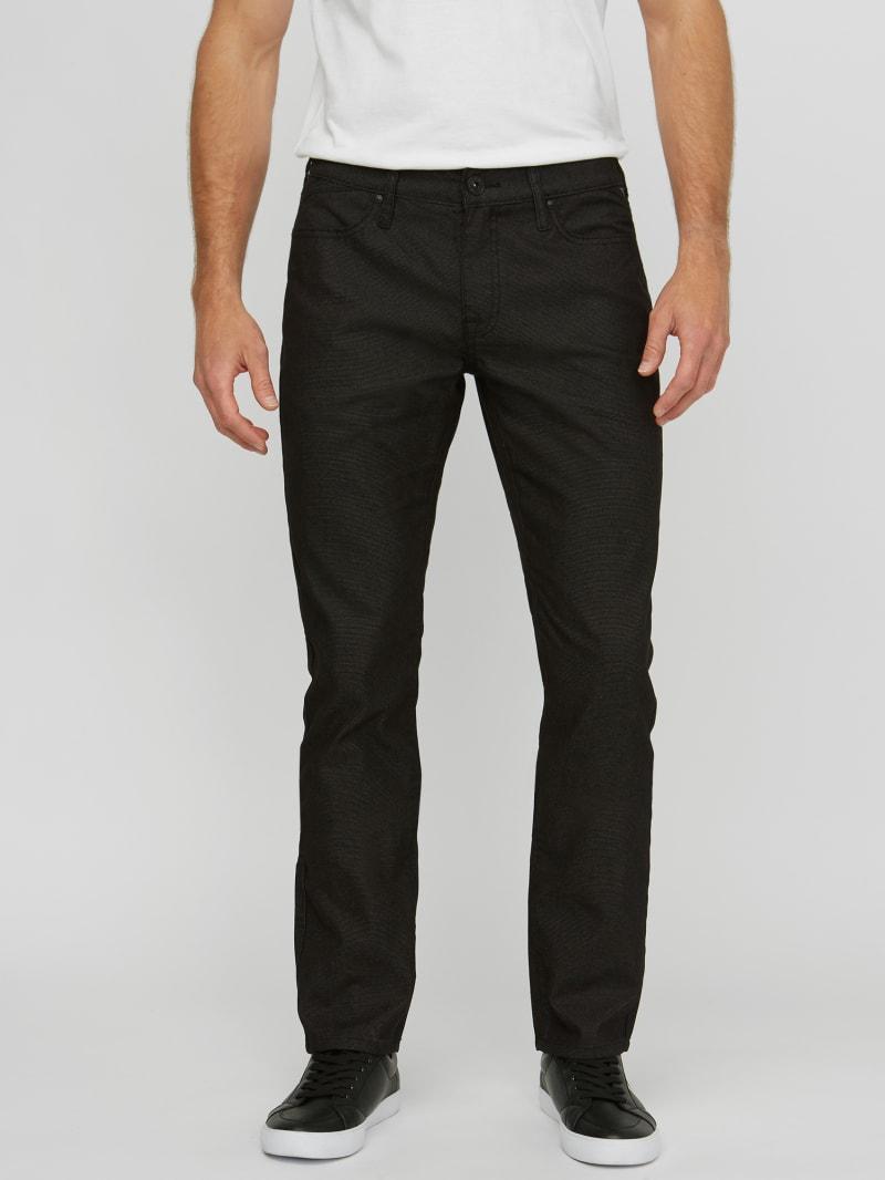 Harlem Ultra-Slim Zip Jeans