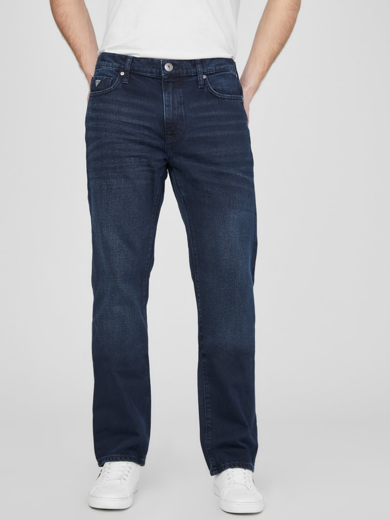 Crescent Straight Jeans