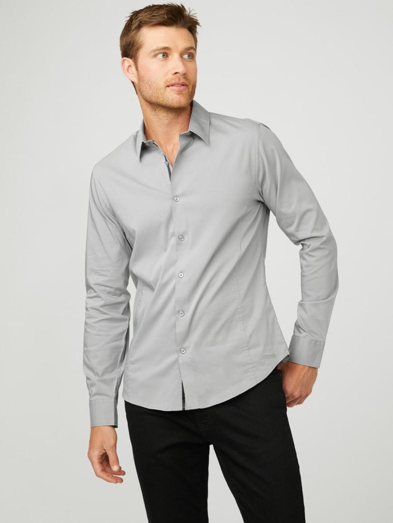 Damon Poplin Shirt