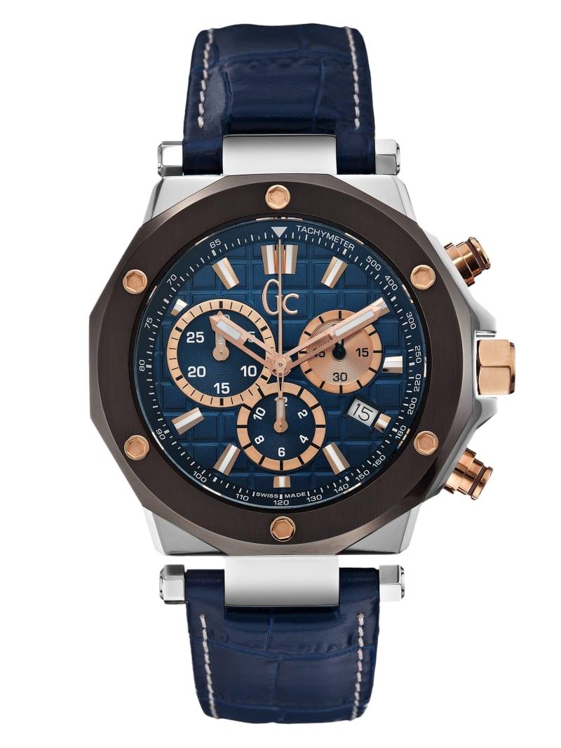 Multi-Tone Chronograph Timepiece