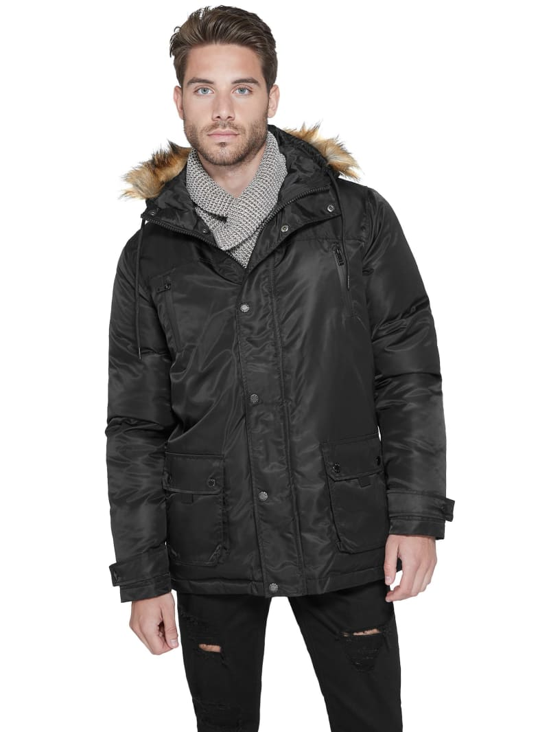 Brady Hooded Parka