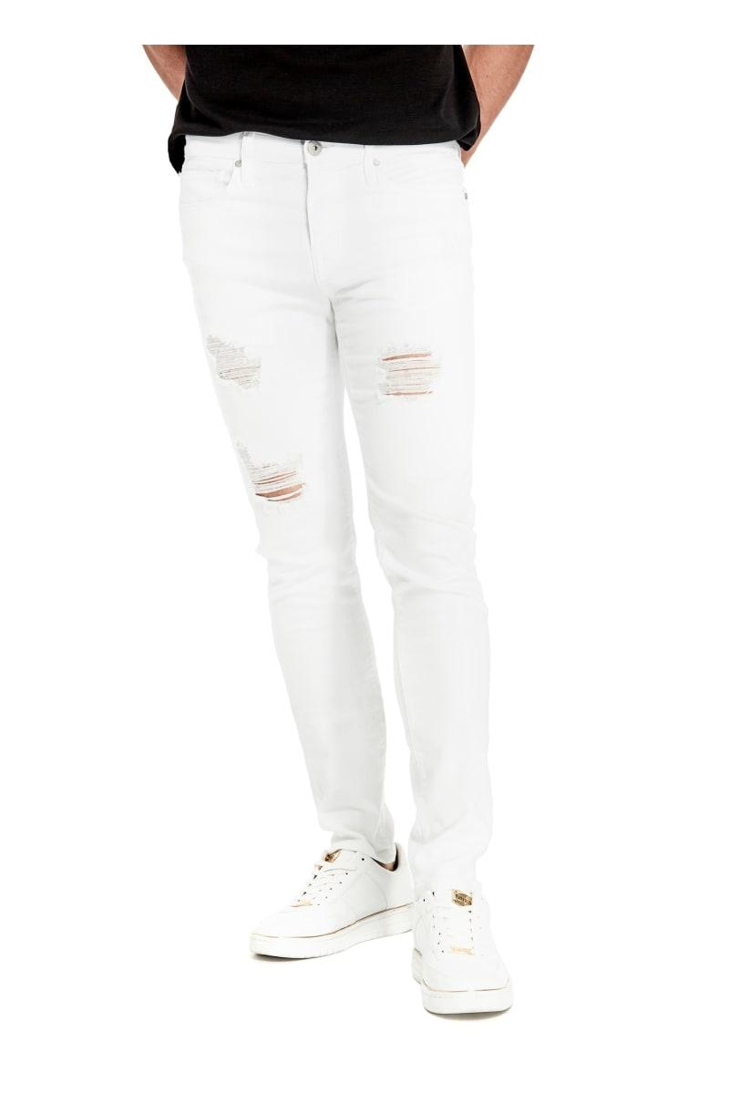 Avalon Distressed Modern Skinny Jeans