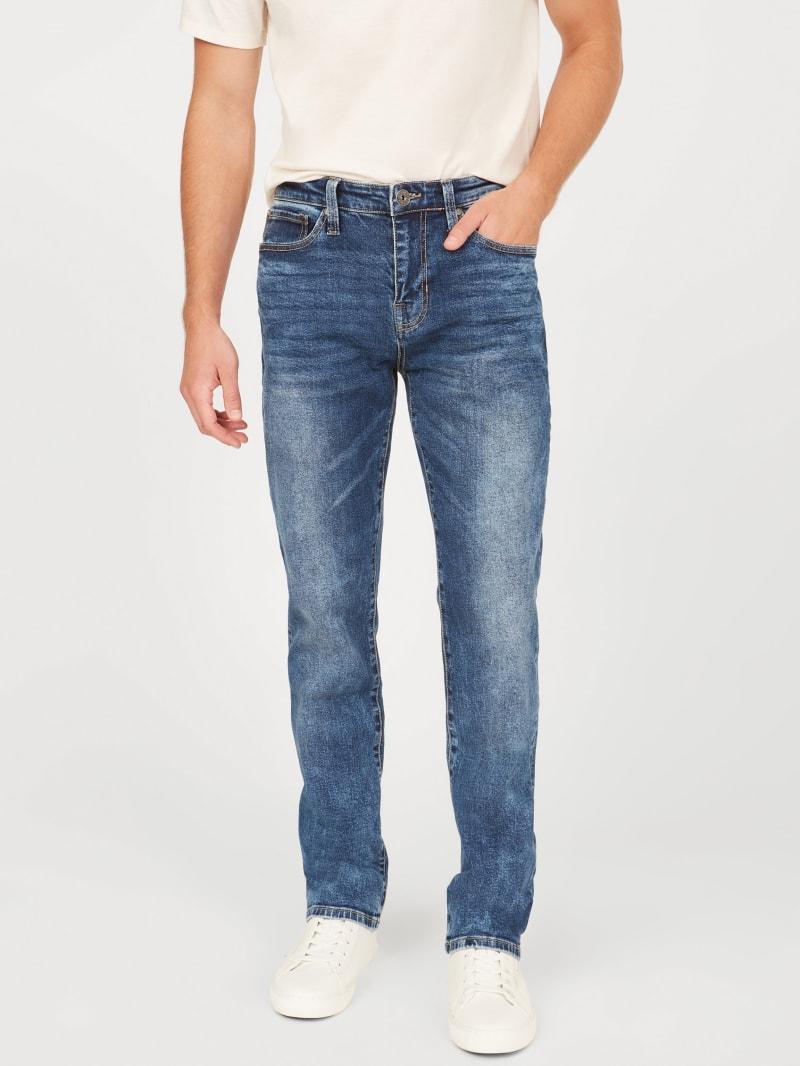 Delmar Slim Straight Jeans