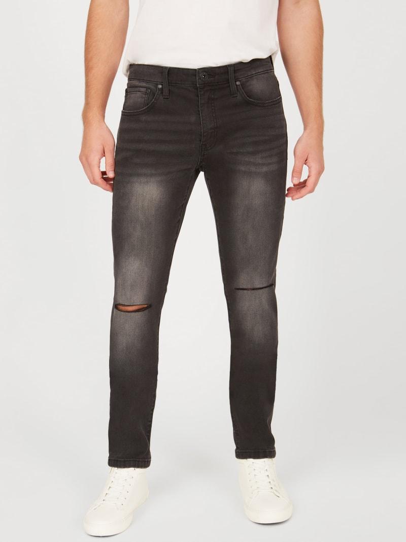 Scotch Skinny Black Jeans