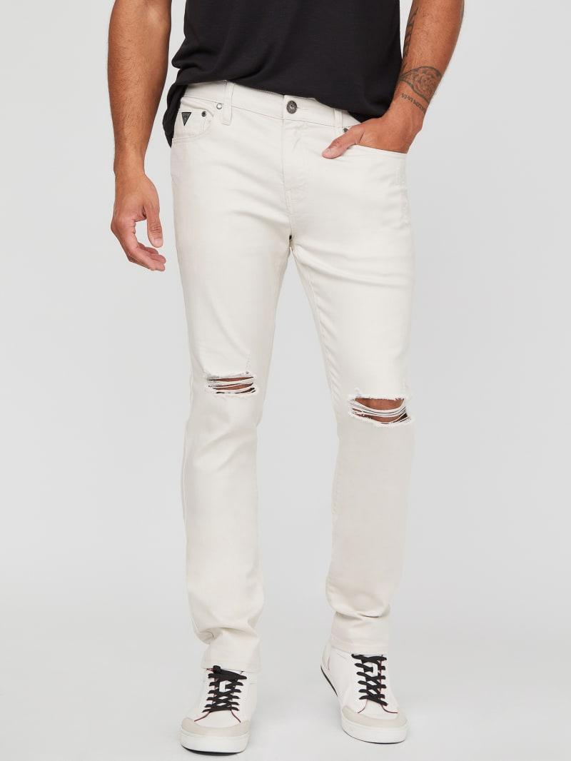 Scotch Distressed Skinny Jeans