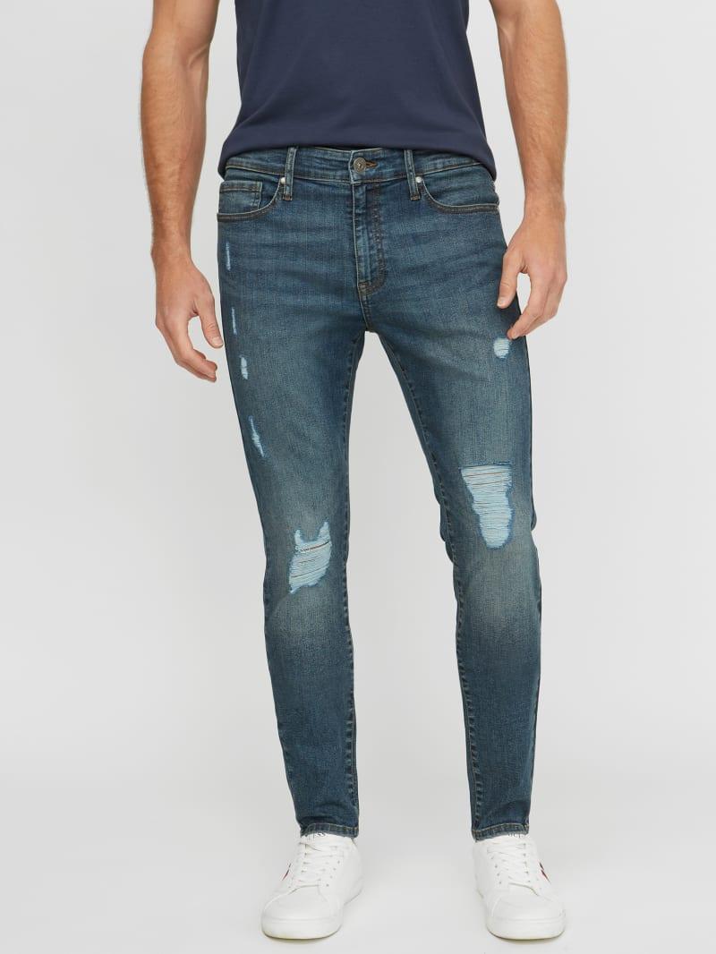Avalon Destroyed Skinny Jeans